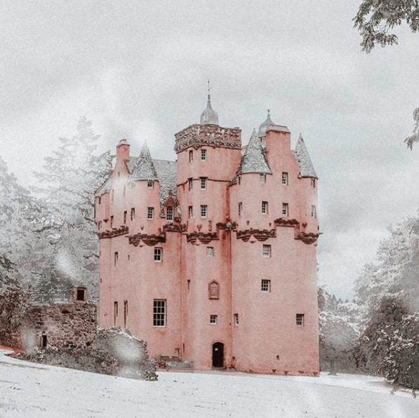 Roze kasteel