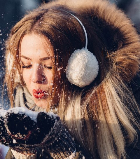 5 redenen waarom ijskoud vriesweer supergezond is voor je