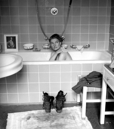 Who's that girl: Lee Miller