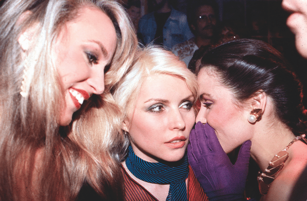 legendarische feesten studio 54 blondie jerry hall paloma picasso