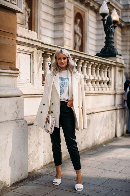Alsjeblieft: 30 stijlvolle outfit ideeën voor op kantoor - 27
