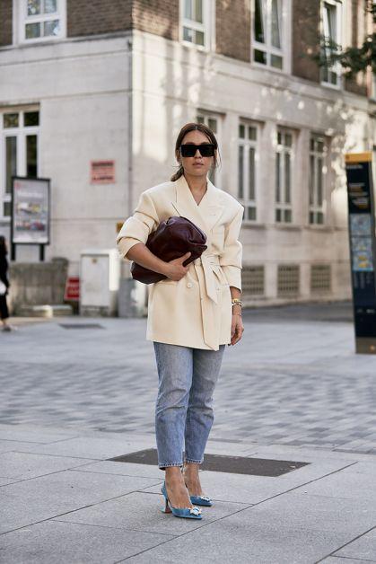 Alsjeblieft: 30 stijlvolle outfit ideeën voor op kantoor - 8