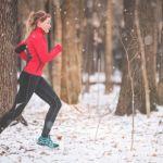 lopen sporten winter koude joggen