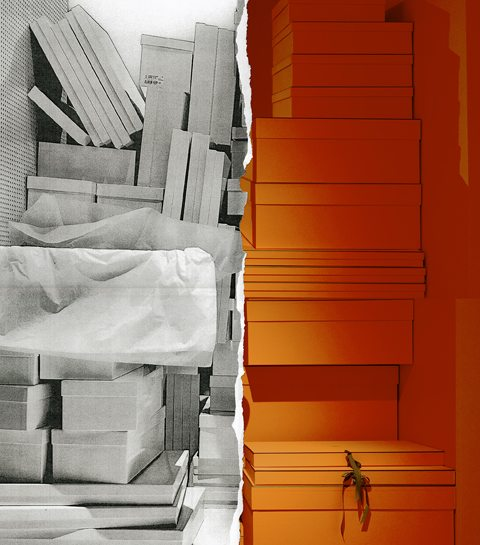 Museum van Decoratieve Kunsten, Hermès door de ogen van Martin Margiela