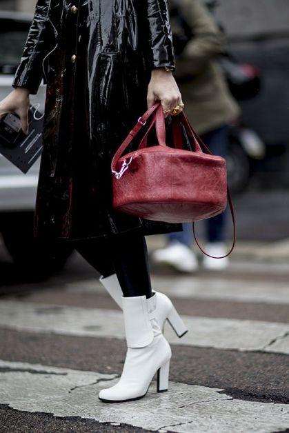 rok, laarzen, warm, winter, trend, outfit, milaan, modeweek, fashion week, jurk, streetstyle