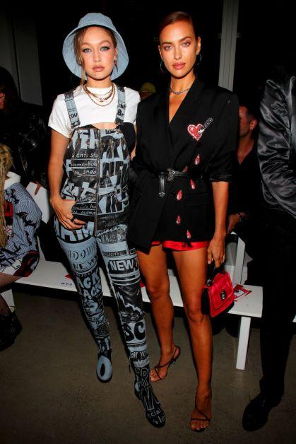 frontrow, new york, fashion week, modeweek, celebs, ss20