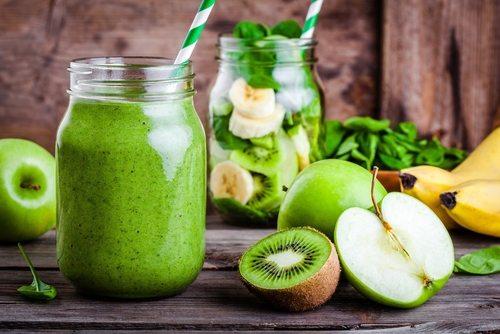 gezond, ongezond, eten, voedsel, dieet, slank, vermageren, healthy, smoothie