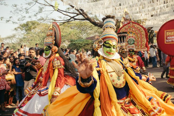 kochi india festival vakantie reisbestemmingen 2020