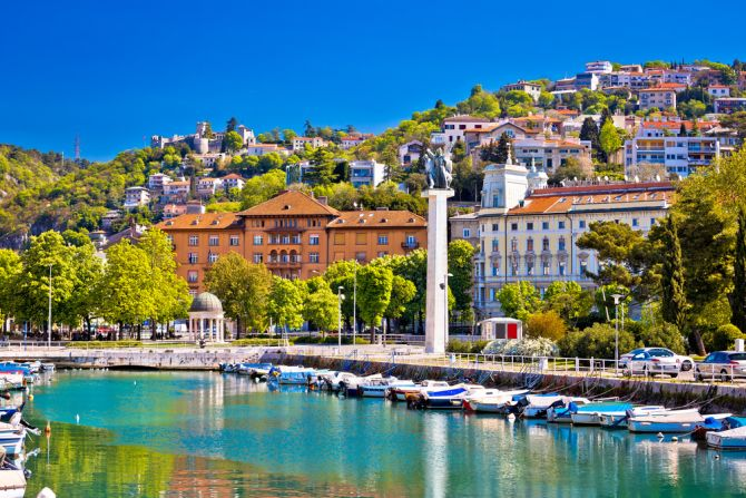 kroatië rijeka reisbestemmingen vakantie 2020