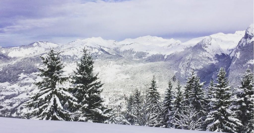Waarom Le Grand Massif 'the place to ski' is - 1