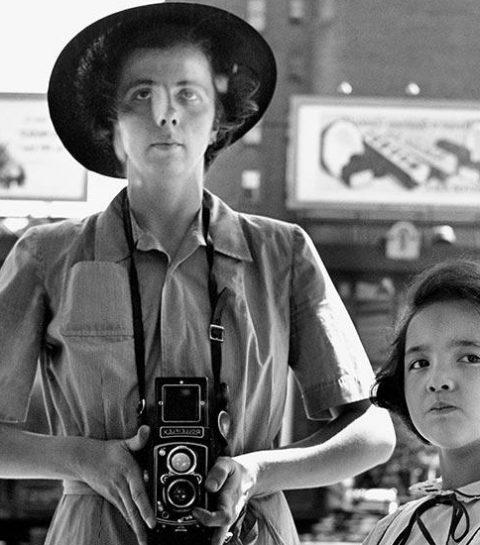 Who's that girl: Vivian Maier