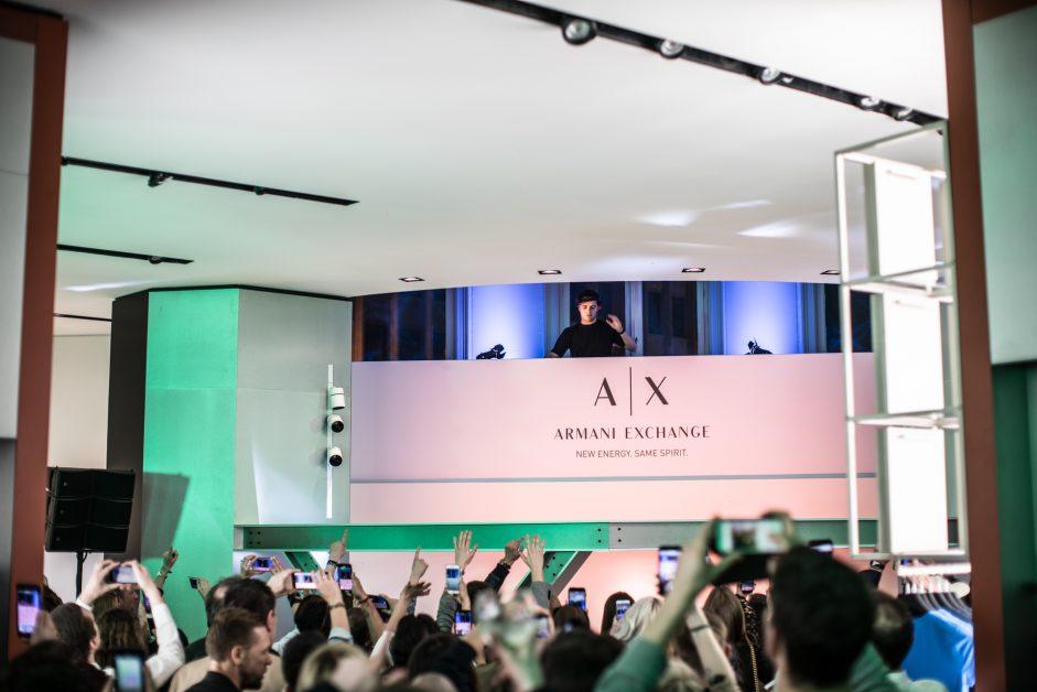 10 vragen aan Armani Exchange-gezicht Martin Garrix - 3