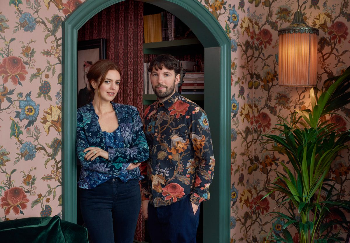 House of Hackney_ & Other Stories_collab_Zweden_Londen_mode_fashion_samenwerking