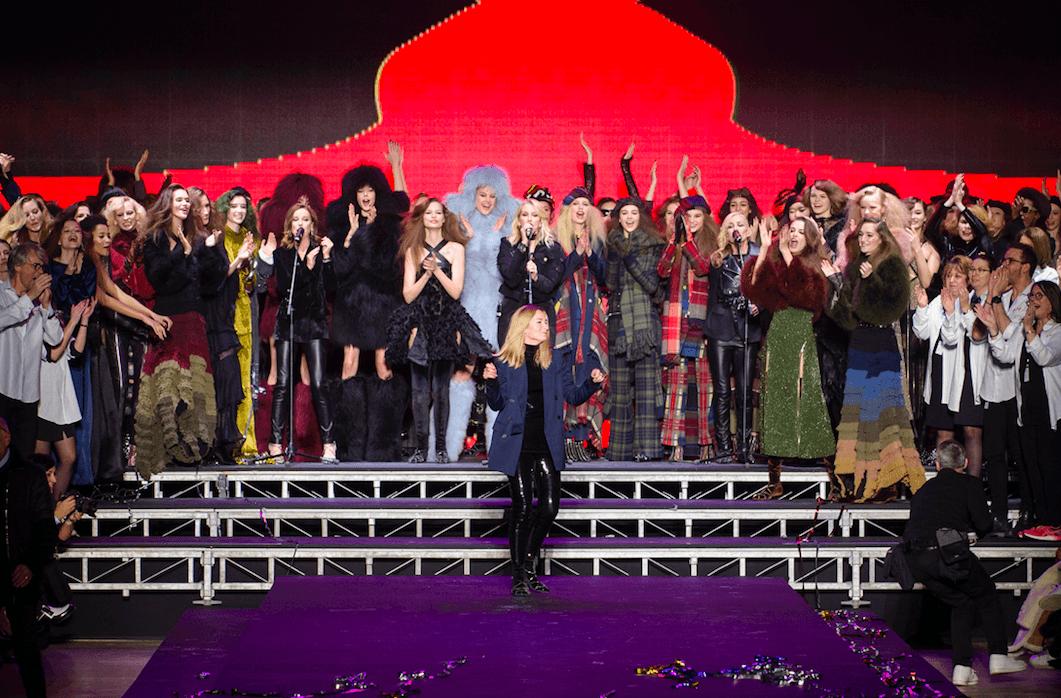 Sonia Rykiel_Bananarama_anniversary_verjaardag_pfw_paris_paris fashion week_modeweek_mode_fashion_winter 2018