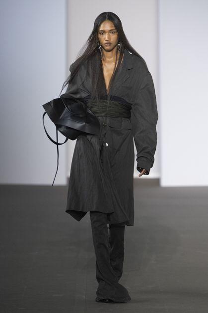 paris Fashion Week catwalk