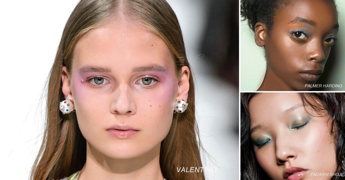 beautytrends lente make-up dummies