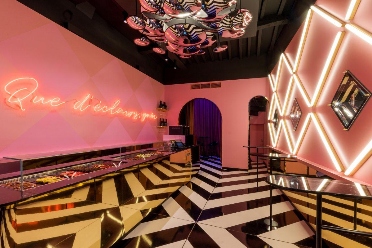 Hotspot: designer éclairs bij Chez Claire - 1
