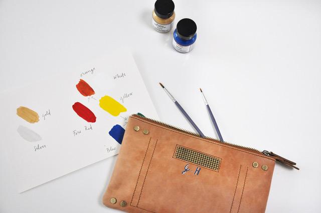 Tip: je kan je tas en sneakers laten personaliseren bij Clio Goldbrenner - 2