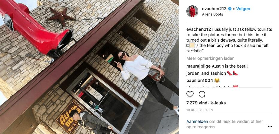 Eva Chen: hoe Instagram de modewereld verandert - 6