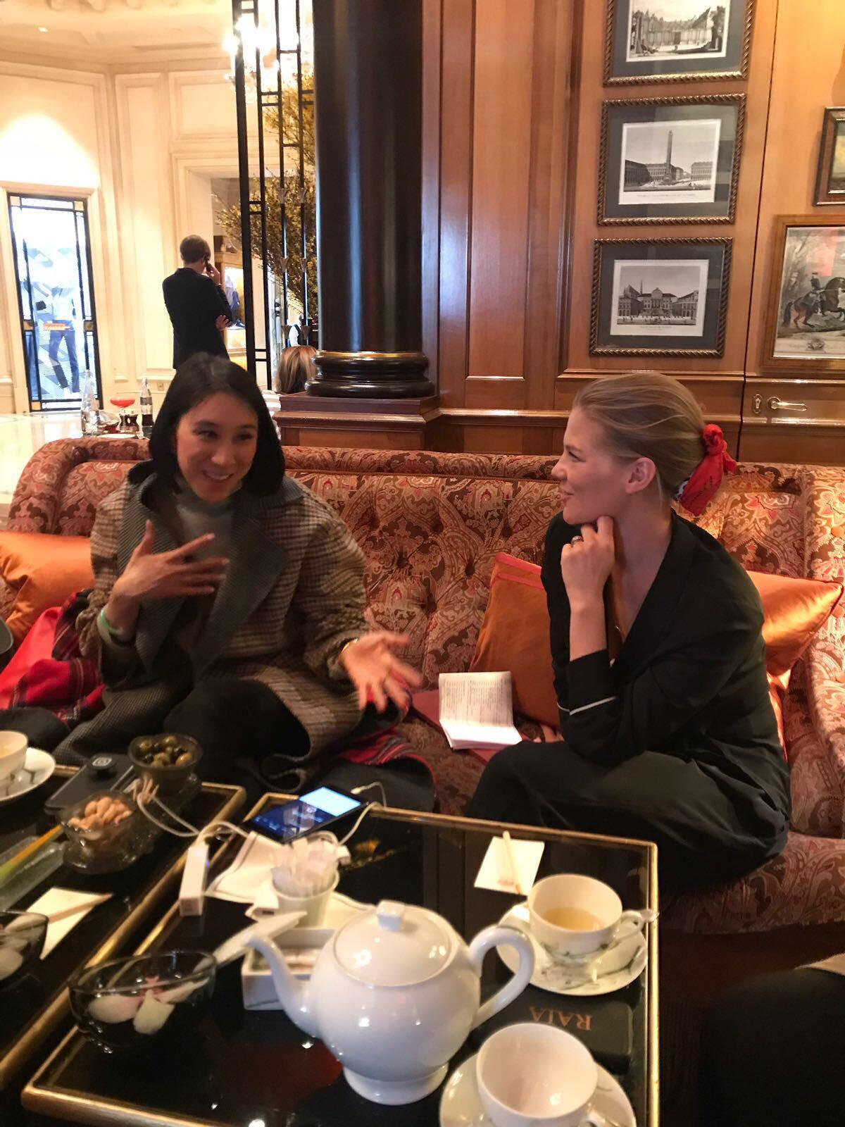 Eva Chen: hoe Instagram de modewereld verandert - 1