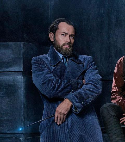 Fantastic Beasts: de nieuwe trailer is uit mét langverwachte hete Dumbledore