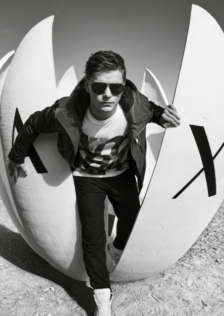 10 vragen aan Armani Exchange-gezicht Martin Garrix - 1