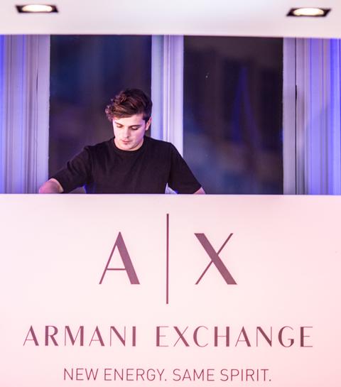 10 vragen aan Armani Exchange-gezicht Martin Garrix