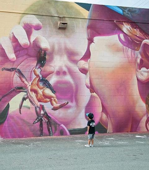 Must see: de coolste street art parcours in 5 Belgische steden