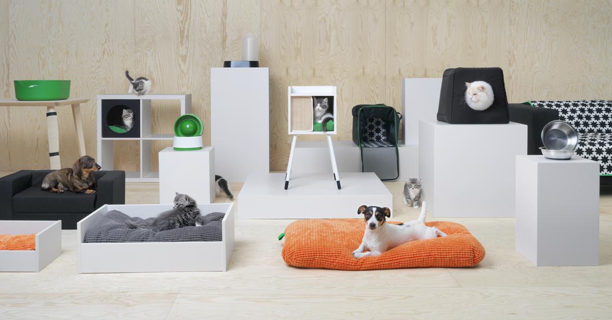 Binnenkort kunnen ook je kat en hond shoppen bij Ikea - 1