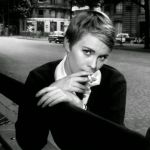 jean seberg, activist, actrice, sixties, icoon, stijlicoon, muze, new wave, naacp, black panther