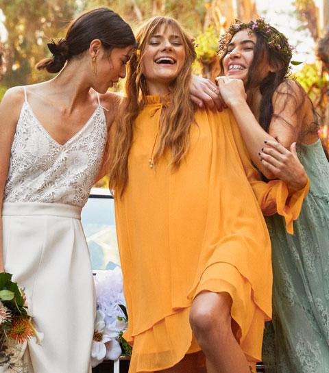 Feest: je kan nu ook je bruidsjurk shoppen bij &Other Stories