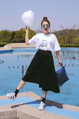 mode, fashion, oversized, shirt, t-shirt, trend, stijl, combineren, cool