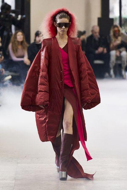 Rick Owens paris Fashion Week