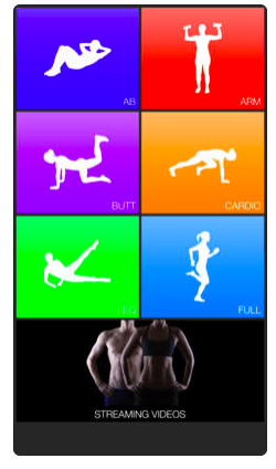 sport, app, thuis, workout, daily workouts fitness trainer