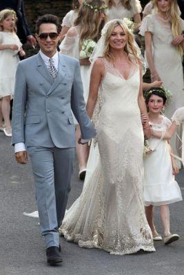 huwelijk, trouw, celeb, sterren, inspiratie, wedding, kate moss