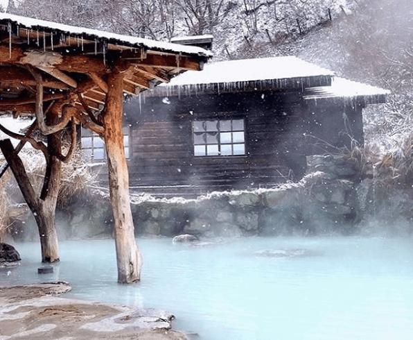 Dit zijn de coolste winterse zwembaden ter wereld - 12