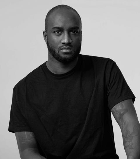 Virgil Abloh gaat aan de slag bij Louis Vuitton