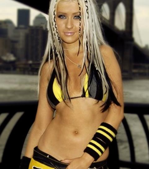 Shocking: Zo ziet Christina Aguilera er dus echt uit
