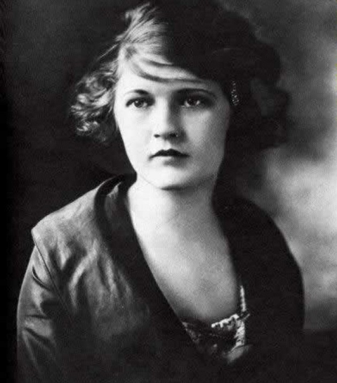Who's that girl: Zelda Fitzgerald