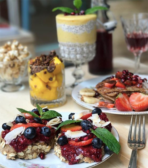5 zoete dessertparadijsjes in Gent
