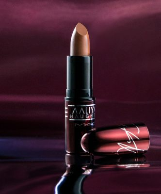 aaliyah mac cosmetics