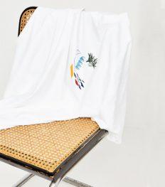 American Vintage brengt shirt uit voor Festival van Hyères
