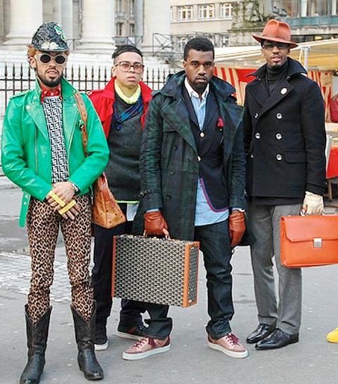 Het Yeezy effect: hoe Kanye West stiekem de modewereld domineert