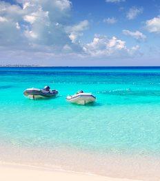 eiland, middellandse zee, vakantie