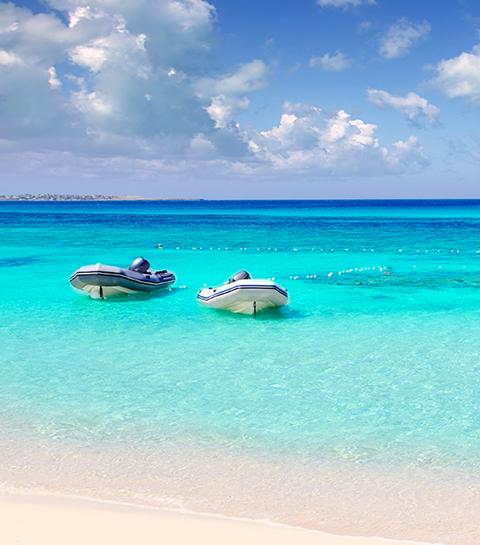 Test: naar welk eiland in de Middellandse Zee moet jij op reis?