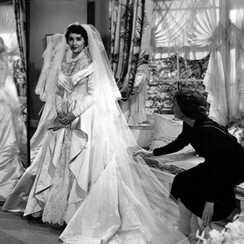 huwelijk, trouw, bruid, jurk, film, iconisch, cinema, father of the bride
