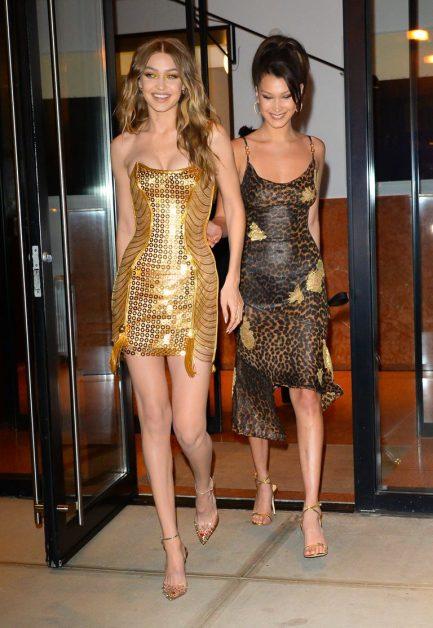 Zo vierde golden girl Gigi Hadid haar bijzondere b-day - 1