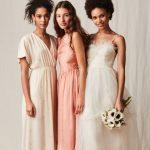hm, bruid, huwelijk, kleed, trouwjurk, budget, trendy