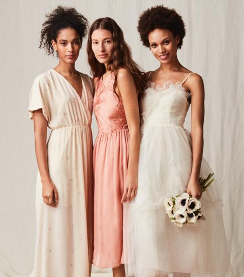 Hoera: H&M lanceert een budgetvriendelijke bruidscollectie
