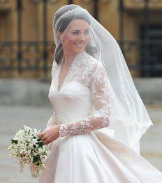 kate middleton, huwelijk, trouw, trouwjurk, bruidsjurk, bruid, goedkoop, collectie, hm